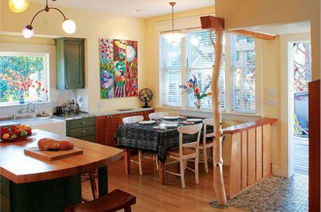 Pencahayaan rumah sehat dan hemat hdesign ideas for Home design ideas native